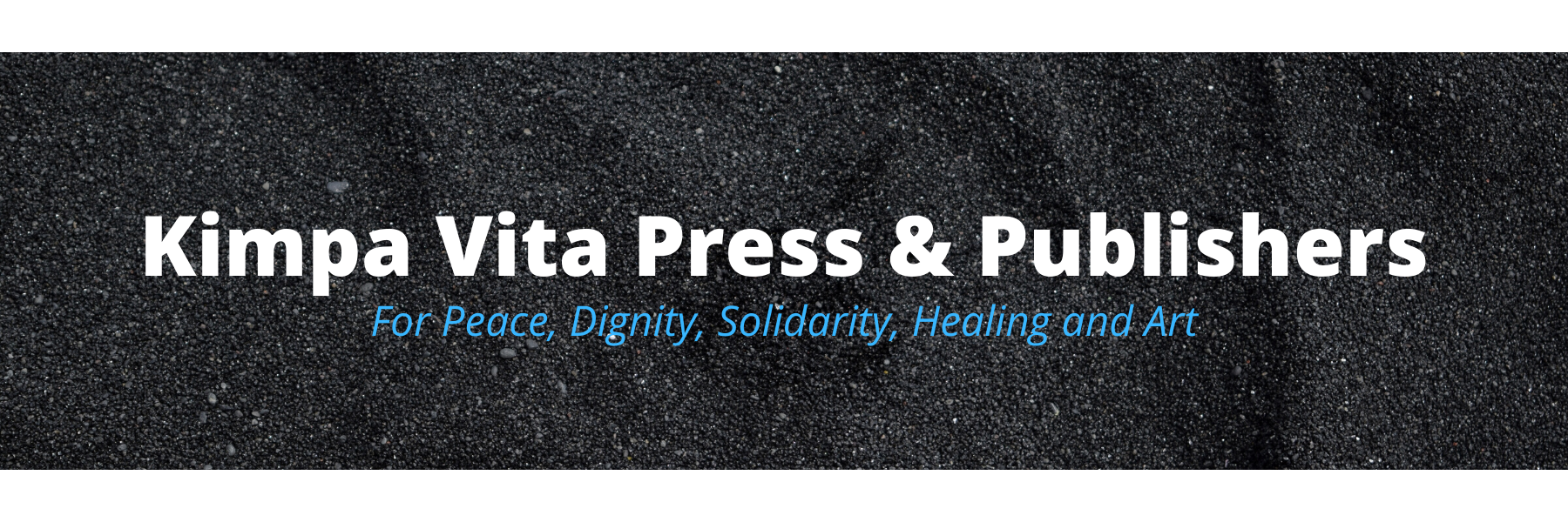 KIMPA VITA PRESS & PUBLISHERS